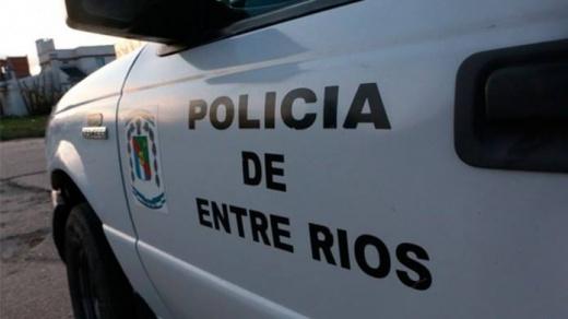Allanamiento y recupero de elementos robados, lo destacado en Policiales