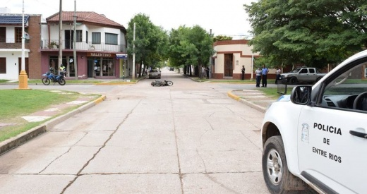 Fin de semana tranquilo en materia policial en Nogoyá