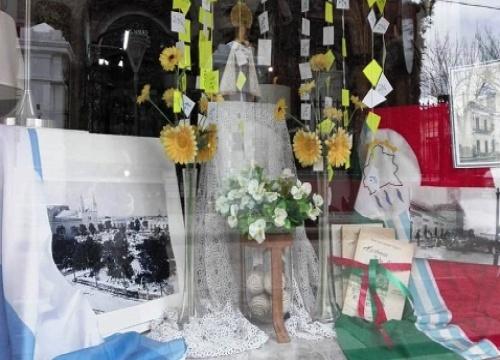 En el marco de los Festejos Patronales convocan al concurso de vidrieras