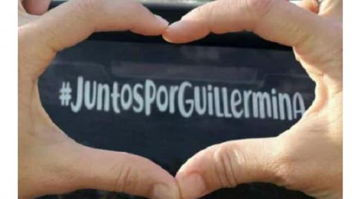 Preparan eventos solidarios para ayudar a Guillermina a recuperar su visión