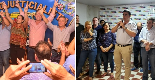 Rafael Cavagna ganó las PASO en Nogoyá y Flavia Maidana en el Departamento