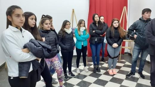 Estudiantina 2019: Se realizó el concurso de fotografía en la Casa de la Cultura