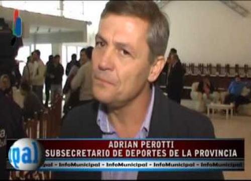 """""""Ojalá que en Nogoyá haya una amplia difusión de los Juegos Evita 2017"""""""