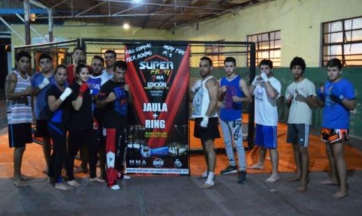 Se viene la 7º edición del Super Fight en Nogoyá