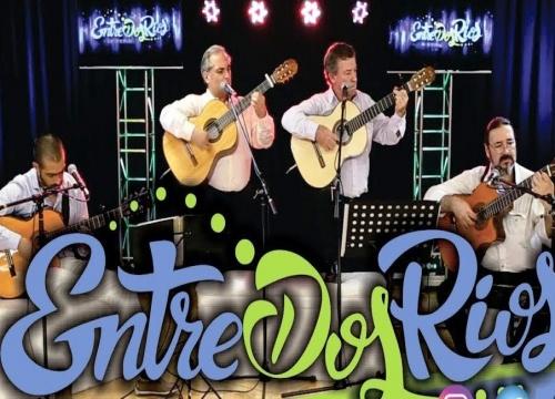 """De la mano de """"Entre Ríos y Cantores"""" habrá música en la Asociación Cultural"""