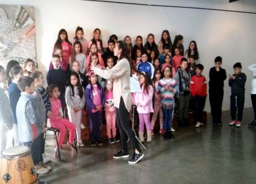 """Se presentará en el Polideportivo el """"Concierto Apertura"""" del Coro de Niños"""