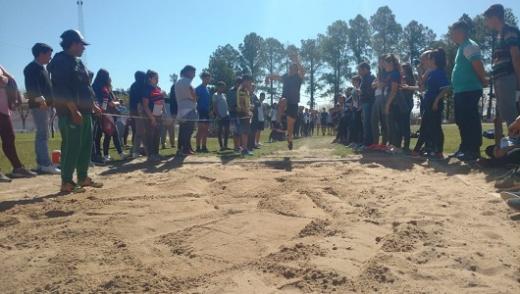 Estudiantina 2019: se realizó la última Jornada Deportiva