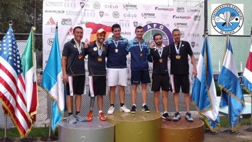 Argentina bicampeón Internacional en el torneo de Guatemala con Juan Firpo y Facundo Kennedy