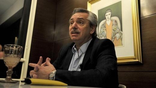 Alberto Fernández brindó una entrevista y habló de precios, justicia, jubilaciones y deuda