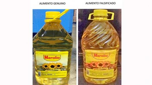 Alertan por aceite de girasol adulterado, prohíben una yerba y otros productos