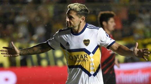 Boca se impuso ante Athletico Paranaense en un amistoso internacional