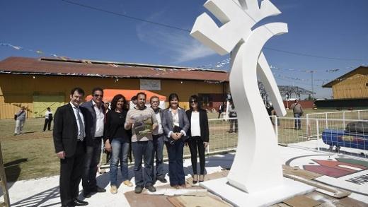 Nogoyá se prepara para el II Simposio Internacional de Escultura